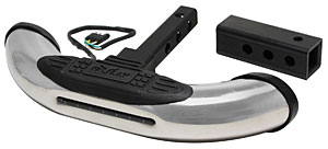 Bully Hitch Step Lighted