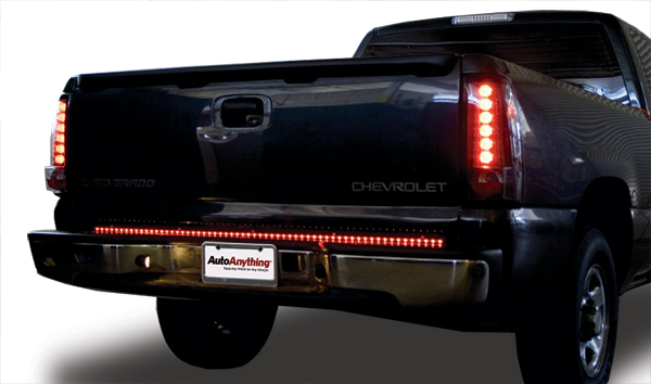 IPCW LED Tailgate Light Bar