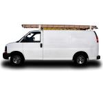 TrailFX Universal Cross Bars for Vans