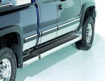 DeeZee Stainless Steel Elite Running Boards