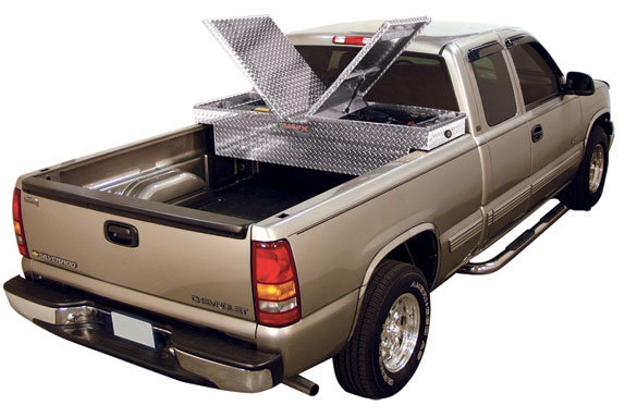 Trail FX Gullwing Tool Box