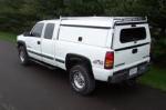 Swiss Aluminum HDU Commercial Truck Cap