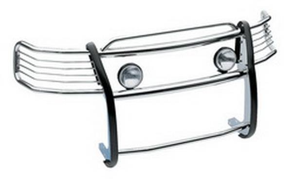 Westin Sportsman Grill Guard Stainless